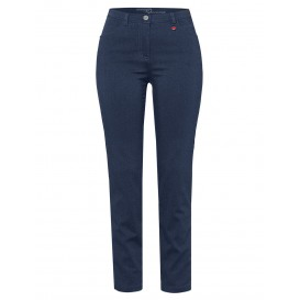 Damespantalon 5 Pocket Jeans