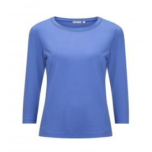 Shirt Kobalt Silberline