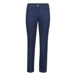 Damespantalon Donker Jeans