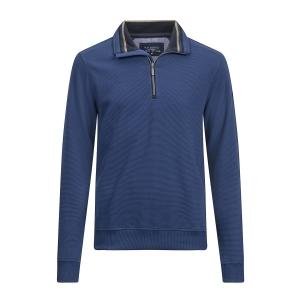 Sweater Kobalt Maine Structuur