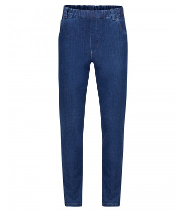 Herenpantalon Elastiek Jeans Winter