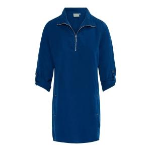 Tuniek blouse Kobalt