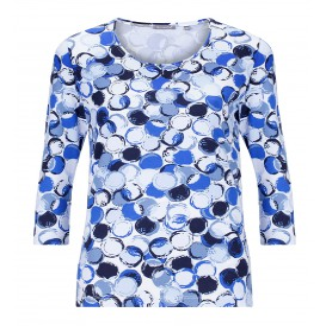 Shirt Marine-Blue Nop