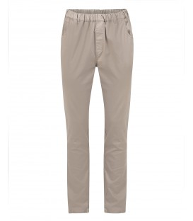 Herenpantalon Elastiek Taupe