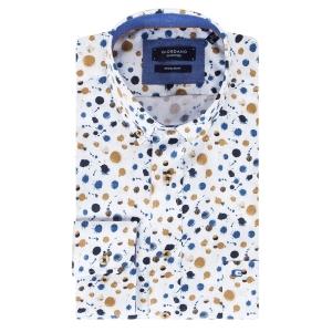 Overhemd Indigo Camel-Spat LM