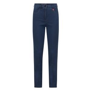Damespantalon Jeans Donker