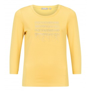 Shirt Mimosa-Strass