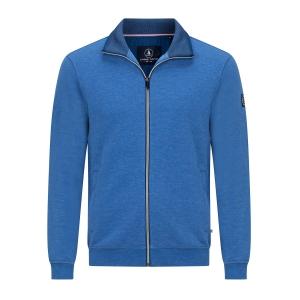 Vest Jeansblauw-Indigo Melee