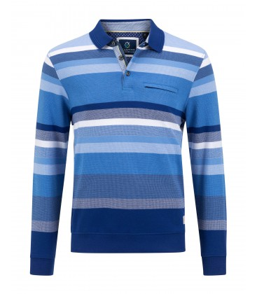 Sweater Kobalt Blue Streep