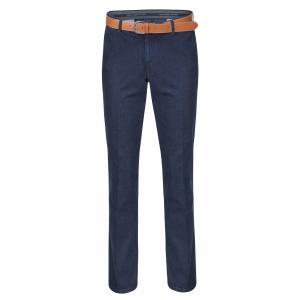 Herenpantalon Jeans Blauw Casual
