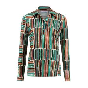 Poloshirt Multicolor Blok
