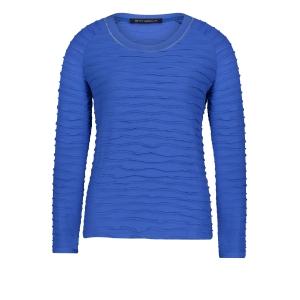 Shirt Adria Bleu Ribbeltje