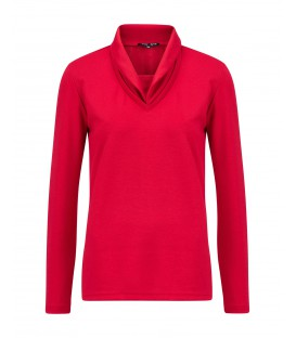 Shirt Rood Uni Sweat