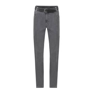 Herenpantalon Jeans Grijs Casual