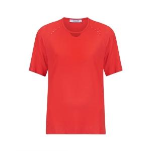 Shirt Rood Uni Studs