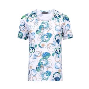 Shirt Offwhite Raf/zand Cirkel