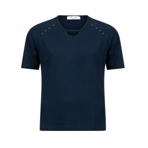 Shirt Marine Uni Studs
