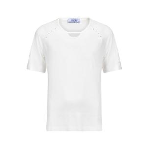 Shirt Wit Uni Studs